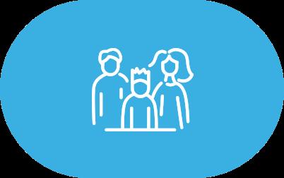 portrait de la famille